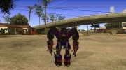 Optimus Prime Skin from Transformers for GTA San Andreas miniature 4