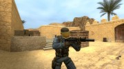 Milo MP5SD RIS Valve Animations for Counter-Strike Source miniature 5