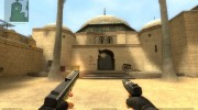 Valve Dual GLOCKS-18 On Mantuna Animations for Counter-Strike Source miniature 2