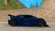 Bugatti Veyron 2009 for GTA San Andreas miniature 5