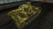 PzKpfw III 08 для World Of Tanks миниатюра 1