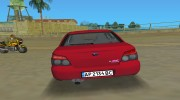 Subaru Impreza WRX STI 2006 для GTA Vice City миниатюра 6