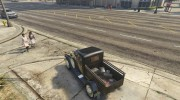 Ford A Pick-up 1930 for GTA 5 miniature 13