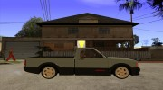 GMC Syclone Stock for GTA San Andreas miniature 5