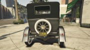 Ford T 1927 Tin Lizzie for GTA 5 miniature 7