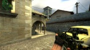 Dark Camo M4A1 для Counter-Strike Source миниатюра 1
