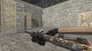 AUG Onix Copper Age for Counter Strike 1.6 miniature 3