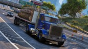 Peterbilt 289 for GTA 5 miniature 2