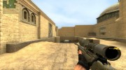 Desert Camo AWP для Counter-Strike Source миниатюра 1