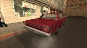 Ford Galaxie 500 1967 Beta для GTA San Andreas миниатюра 3