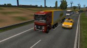 ГАЗ 31105 Такси в трафик v1.1 for Euro Truck Simulator 2 miniature 5