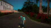Rollerskates Player for GTA Vice City miniature 2
