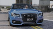 2016 Audi S8 plus for GTA 5 miniature 4
