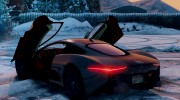 Jaguar C-X75  BETA for GTA 5 miniature 11