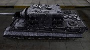 Темный скин для Jagdtiger for World Of Tanks miniature 2