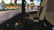 Scania S730 With interior v2.0 for Euro Truck Simulator 2 miniature 8