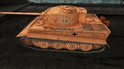 Шкурка для PzKpfw VI Tiger for World Of Tanks miniature 2