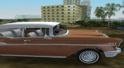Chevrolet Bel Air 1957 Sedan for GTA Vice City miniature 4