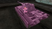 Шкурка для Pink Panther II для World Of Tanks миниатюра 3