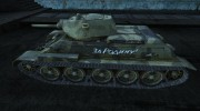 T-34 19 for World Of Tanks miniature 2