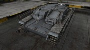 Remodel StuG III for World Of Tanks miniature 1