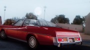 Plymouth Fury Salon (RL41) 1978 для GTA San Andreas миниатюра 4