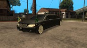 BMW E66-7 Series Limousine from Brazil для GTA San Andreas миниатюра 1