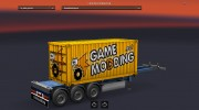 Mod GameModding trailer by Vexillum v.2.0 для Euro Truck Simulator 2 миниатюра 15