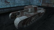 Шкурка для Черчилль for World Of Tanks miniature 1