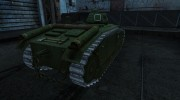 Шкурка для B1 for World Of Tanks miniature 4