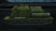 Шкурка для СУ-85 for World Of Tanks miniature 2