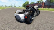 Ducati FRC-900 with a sidecar v4.0 for BeamNG.Drive miniature 3