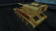 Шкурка для AMX 12t для World Of Tanks миниатюра 3