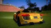 Audi Le Mans Tuning v.2 for GTA Vice City miniature 4