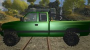 Dodge Ram 4x4 Forest for Farming Simulator 2013 miniature 2