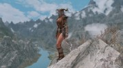 New Ancient Nord Armor for CBBE для TES V: Skyrim миниатюра 2
