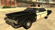 Oldsmobile Delta 88 1973 Los Angeles Police Department for GTA San Andreas miniature 1