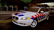 Volvo V70 LE Politie for GTA San Andreas miniature 1