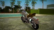 Harley-Davidson Wizard for GTA Vice City miniature 4