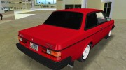 Volvo 242 Turbo Evolution for GTA Vice City miniature 4