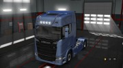 Scania S - R New Tuning Accessories (SCS) for Euro Truck Simulator 2 miniature 10