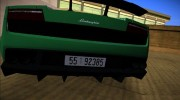 Lamborghini Gallardo LP570-4 2011 for GTA Vice City miniature 3