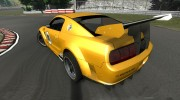 Ford Mustang GT-R Concept for BeamNG.Drive miniature 4