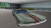 Shelby Cobra GT500 for GTA Vice City miniature 10