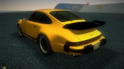 Porsche 911 (930) Turbo 3.3 Coupe US-spec 1978 for GTA Vice City miniature 2