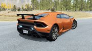 Lamborghini Huracan LP640-4 Performante (LB724) for BeamNG.Drive miniature 3