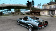 Shelby GT500 Eleanor for GTA San Andreas miniature 3