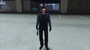 John Wick - Payday 2 for GTA San Andreas miniature 4