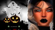Set Halloween for Sims 4 miniature 4