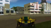 McLaren P1 GTR 2015 for GTA Vice City miniature 5